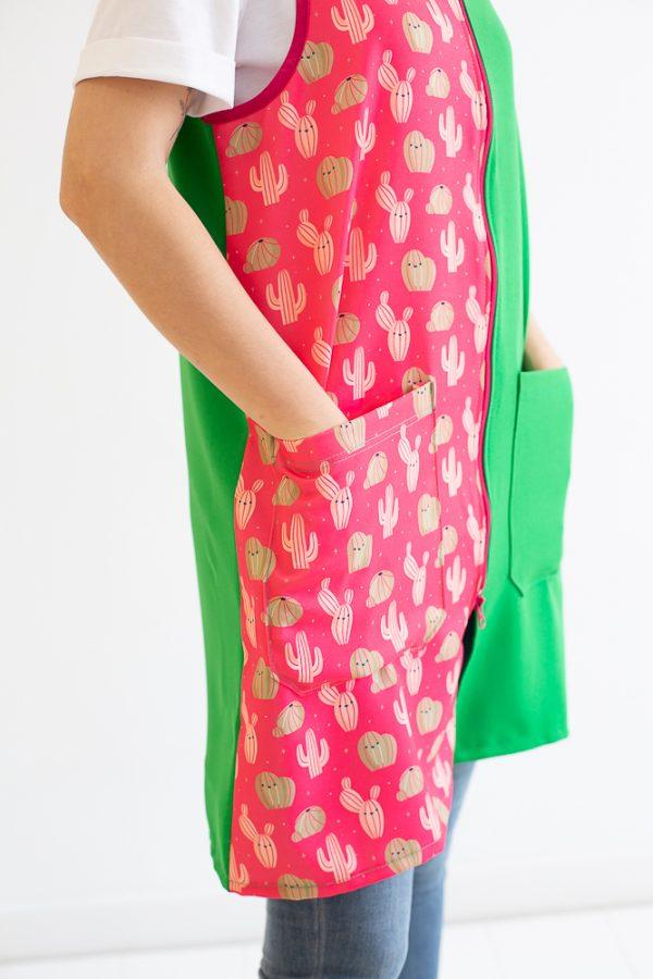 pichi-de-maestra-safari-verde-bolsillo