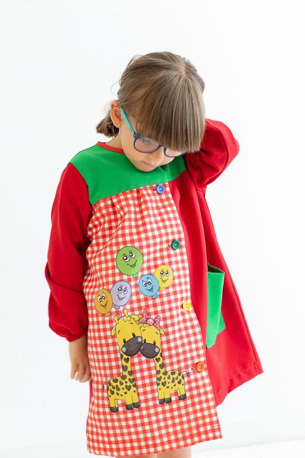 babi-escolar-divertido-mimitos-manga-larga-rojo