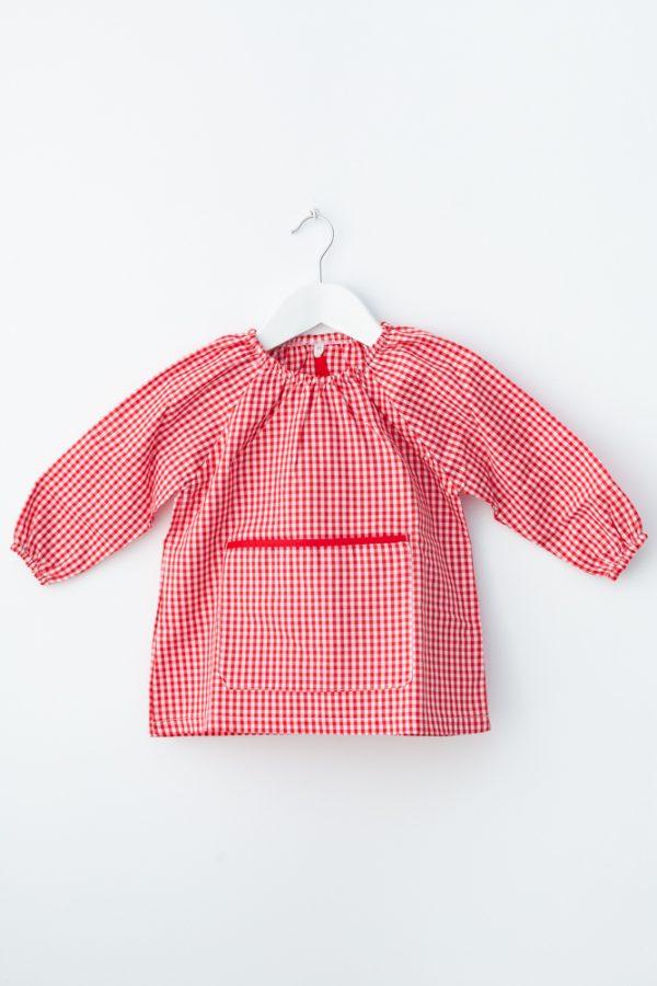 babi-escolar-basic-rojo-sin-botones
