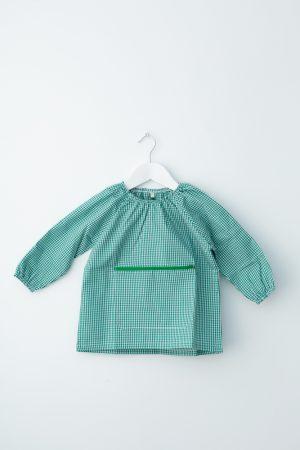 babi-escolar-basic-verde-sin-botones