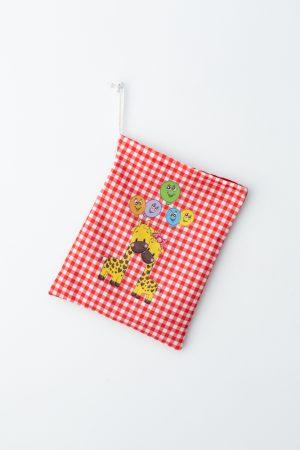 bolsa de tela para almuerzos mimitos