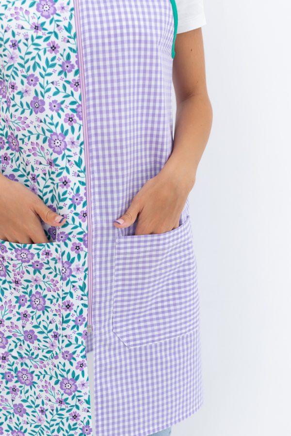 pichi-de-maestra-lavande-vichy-lila-detalles